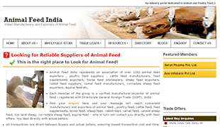 Animal Feed India
