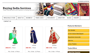 Buying India Services