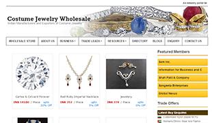 Wholesale Costume Jewellry