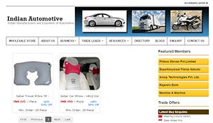 Indian Automotive