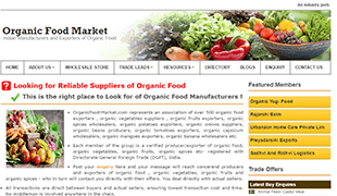 organicfood-market.com