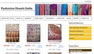 Pashmina Shawls India