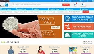 Wholesale B2B e-commerce