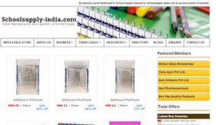Schoolsupply-India.Com